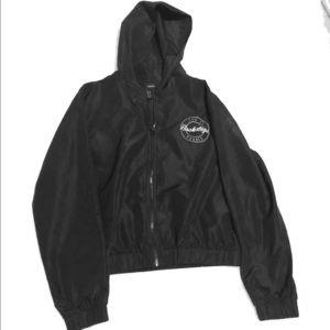 Forever 21 Windbreaker Jacket